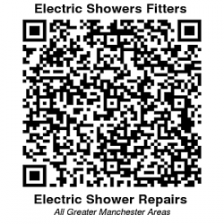 Scan with smart phone reader - Shower Fitting Manchester