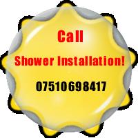 Call Shower Installation